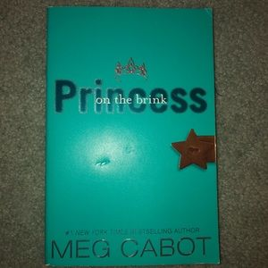 Princess on the brink by Meg Cabbot ❗️